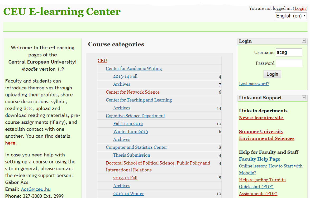 E-learning Archives